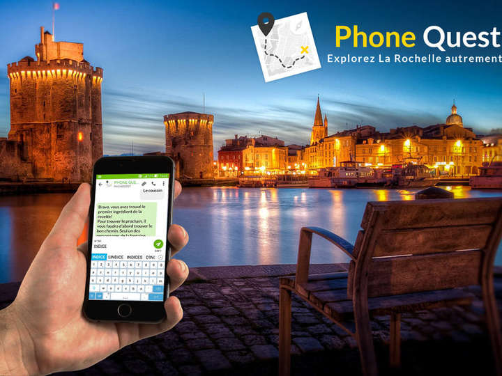PHONE QUEST LA ROCHELLE