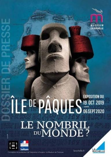 Calendrier Des Marees La Rochelle 2020.Exposition Ile De Paques Le Nombril Du Monde Agenda A